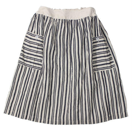 "Ladies'/Nigel Cabourn WOMAN(ナイジェルケーボン ウーマン)""WORKERS SKIRT [LINE HICKORY STRIPE]"""