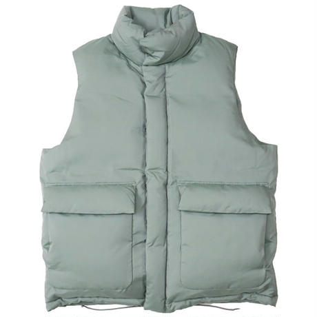 "Ladies' /AURALEE(レディース オーラリー)""LIGHT FINX POLYESTER DOWN VEST"""