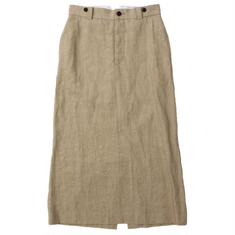 "Ladies'/Nigel Cabourn WOMAN(ナイジェルケーボン ウーマン)""BASIC SKIRT LINEN"""