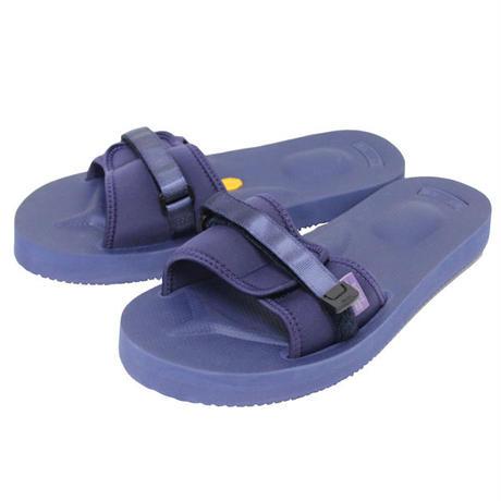"NEPENTHES(ネペンテス)""Suicoke / Purple Label Slide-In Sandal w/ A-B Vibram"" B.Purple"