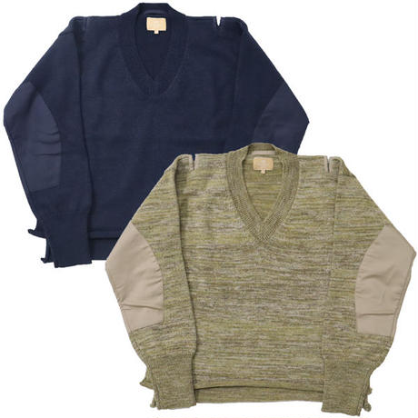 "Ladies'/Nigel Cabourn WOMAN(ナイジェルケーボン ウーマン)""BRITISH ARMY SWEATER"""