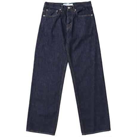 "DAIRIKU(ダイリク)""One-Wash Denim Pants"""