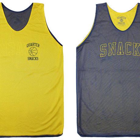 """QUARTERSNACKS(クォータースナックス)""""Reversible Baskettball Jersey"""""""
