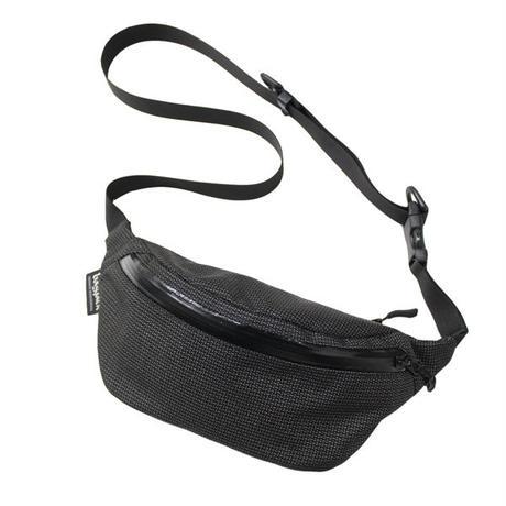 "bagjack(バッグジャック)""hipbag OC[waist bag] ""Grid-cordura"""""