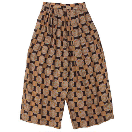 "Ladies' /NEEDLES WOMAN(ニードルス ウーマン)""Balloon Pant - Cupra Sateen"""