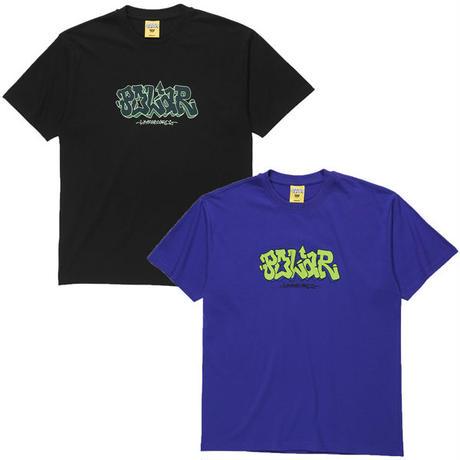 "POLAR SKATE CO. × IGGY(ポーラー スケート カンパニー × イギー)""Graf Tee"""