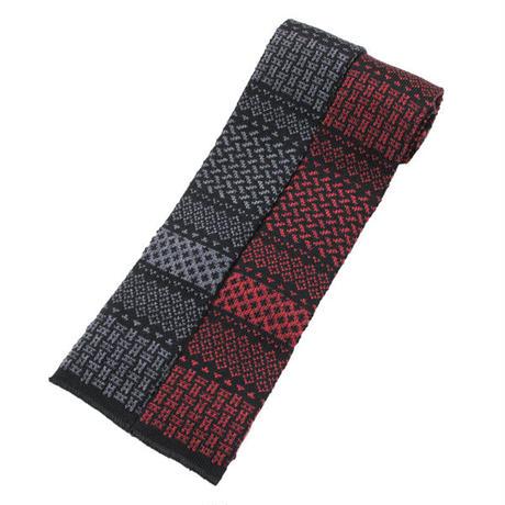 """ENGINEERED GARMENTS(エンジニアード ガーメンツ)""""Knit Tie - Ethnic Jacquard"""""""