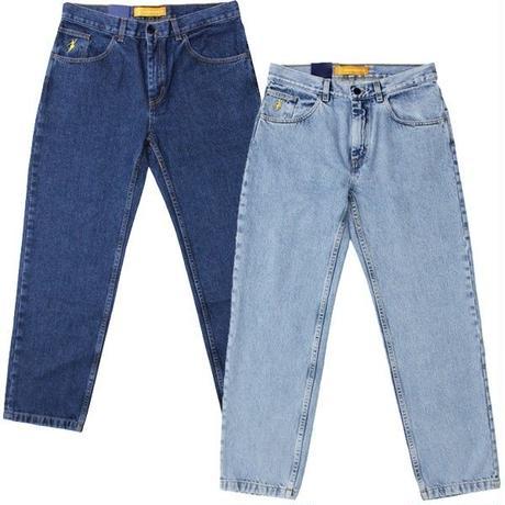 "POLAR SKATE CO.(ポーラー スケート カンパニー)""90's Jeans"""