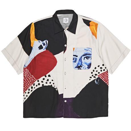 "POLAR SKATE CO.(ポーラー スケート カンパニー)""Art Shirt - AM"""
