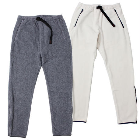 "Battenwear(バテンウェア)""WARM-UP FLEECE PANTS""HEATHER GRAY/IVORY"