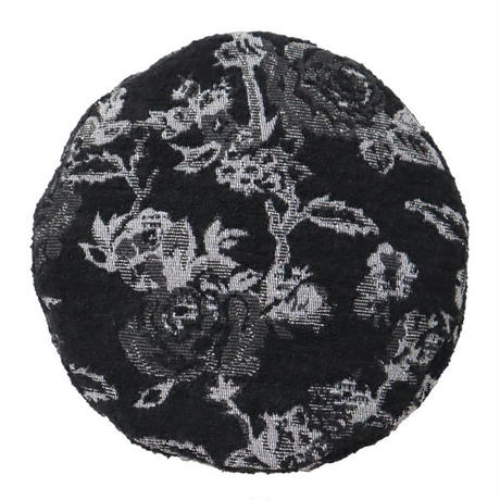 "ENGINEERED GARMENTS(エンジニアード ガーメンツ)""Beret - Rose Jacquard"""
