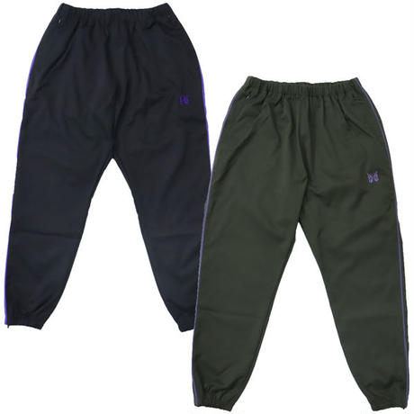 "NEEDLES(ニードルス)""Side Line Seam Pocket Easy Pant - Poly Dry Twill"""