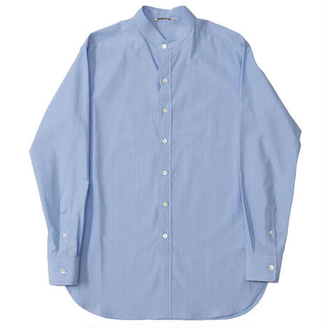 "Ladies' /AURALEE(レディース オーラリー)""WASHED FINX TWILL SHIRTS"""