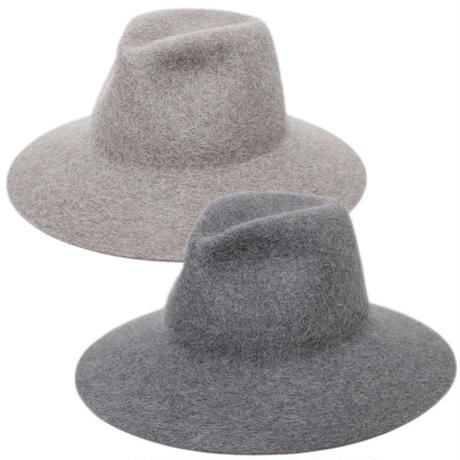 """KIJIMA TAKAYUKI(キジマ タカユキ)""""WIDE BRIM RABBIT HAT""""No.152938"""