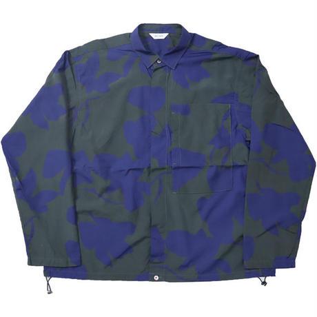 "WELLDER(ウェルダー)""Drawstring Shirt"""