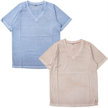 "Ladies'/Nigel Cabourn WOMAN(ナイジェルケーボン ウーマン)""V NECK T-SHIRT PIGMENT"""