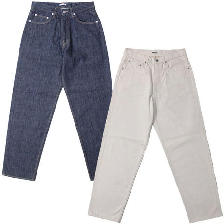 "AURALEE(オーラリー)""HARD TWIST DENIM WIDE PANTS"""