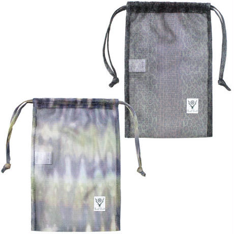 """South2 West8 (サウスツーウエストエイト)""""String Bag - Poly Mesh"""""""