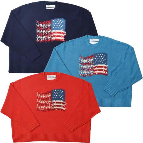 "DAIRIKU(ダイリク)""Inside Out America Knit"""