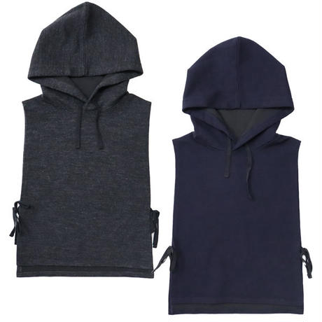 "ENGINEERED GARMENTS(エンジニアード ガーメンツ)""Hooded Interliner - Poly Wool Jersey Knit"""