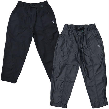 """South2 West8(サウスツーウエストエイト)""""Belted Center Seam Pant - Poly Gabardine"""""""