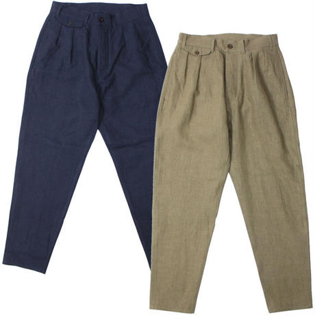 "Nigel Cabourn(ナイジェルケーボン)""GENTLEMAN PT HIGH DENSITY/LINEN"""