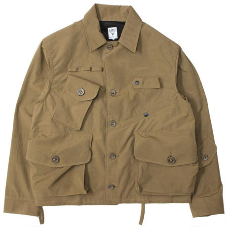 "South2 West8 (サウスツーウエストエイト)""Tenkara Shirt - Wax Coating"""