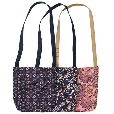 "ENGINEERED GARMENTS(エンジニアード ガーメンツ)""Shoulder Pouch - Floral Jacquard"""