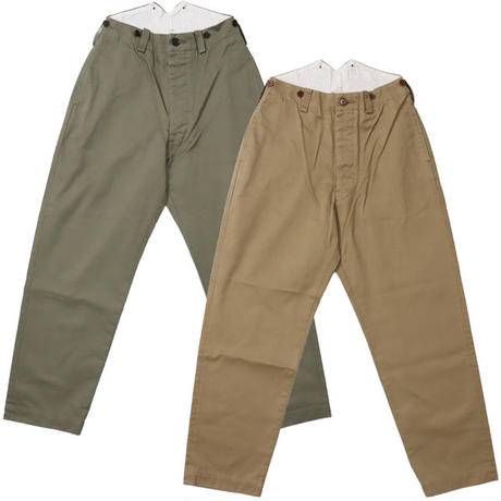 "Ladies'/Nigel Cabourn WOMAN(ナイジェルケーボン ウーマン)""FRENCH WORK CHINO"""