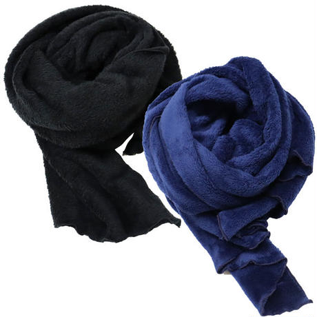 "Engineered Garments(エンジニアード ガーメンツ)""Long Scarf - Poly Shaggy Fleece"""