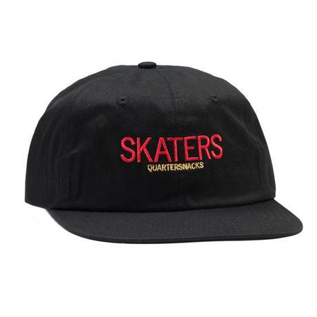 """QUARTERSNACKS(クォータースナックス)""""SKATERS CAP"""""""