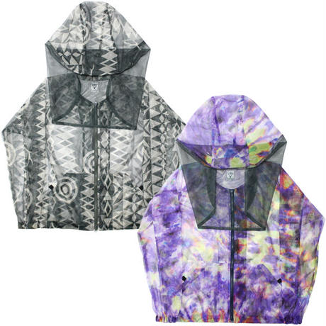 """South2 West8 (サウスツーウエストエイト)""""Bush Parka - Poly Mesh"""""""