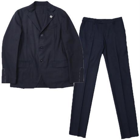 "LARDINI(ラルディーニ)""Stretch Worsted Wool 3B Packable Suit [EASY WEAR]"""