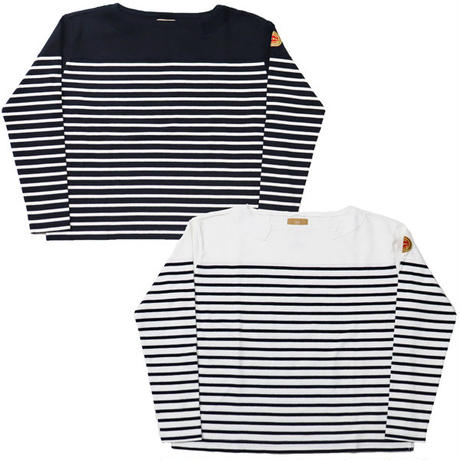 "Ladies'/Nigel Cabourn WOMAN(ナイジェルケーボン ウーマン)""LIFE BOAT BASQUE SHIRT"""
