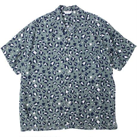 """WELLDER(ウェルダー)""""Open Collar Shirt"""""""