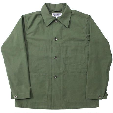 "Engineered Garments WORKADAY(エンジニアード ガーメンツ ワーカーデイ)""Utility Jacket - Cotton Ripstop"""