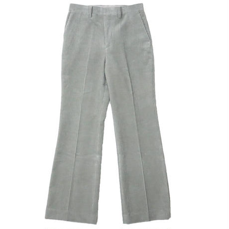 "Ladies' /AURALEE(レディース オーラリー)""WASHED CORDUROY FLARE SLACKS"""
