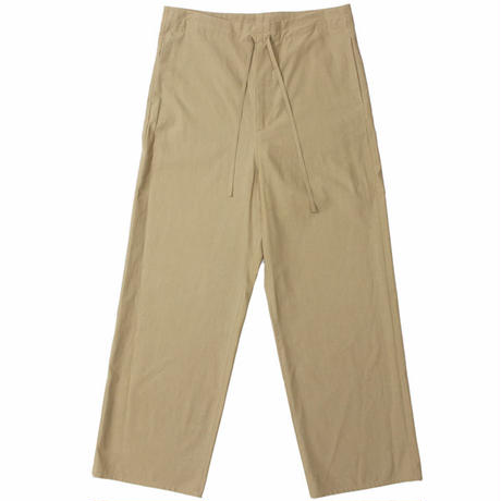 "Ladies' AURALEE(レディース オーラリー)""WASHED FINX TWILL EASY WIDE PANTS"""