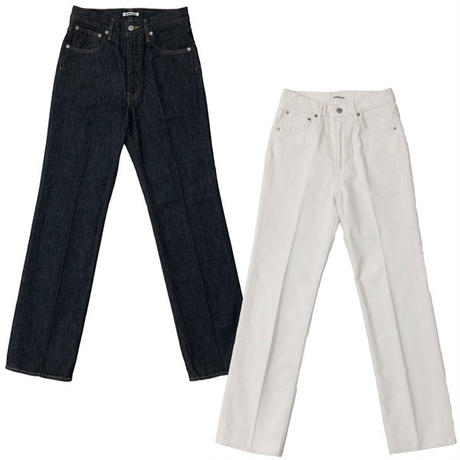 "Ladies' /AURALEE(レディース オーラリー)""HARD TWIST DENIM 5P PANTS"""