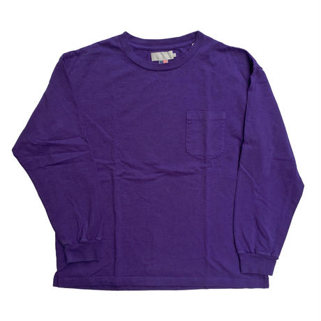 "GOOD OL' ""A LONG TEE"" PURPLE"
