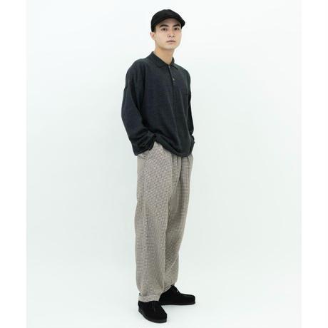 """""""EMPORIO ARMANI""""  Knit Poloshirt"""