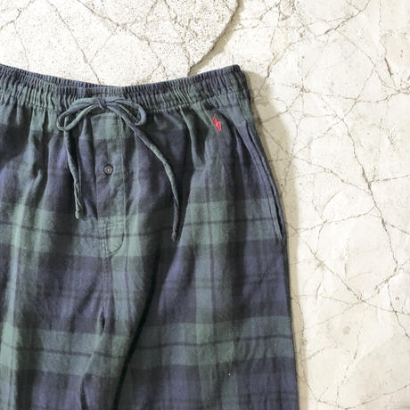 【WOMENS】Ralph Lauren Pajamas Pants