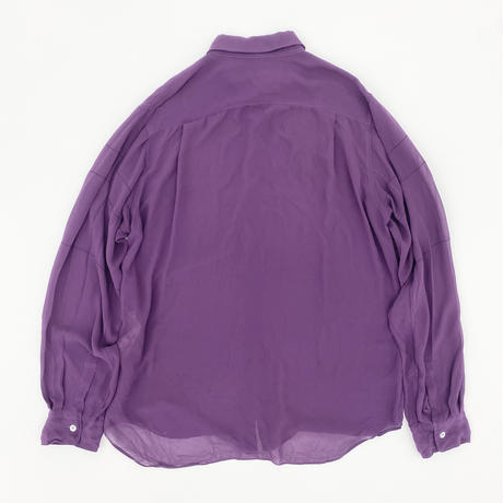 COMME des GARÇONS HOMME PLUS See-Through Shirt