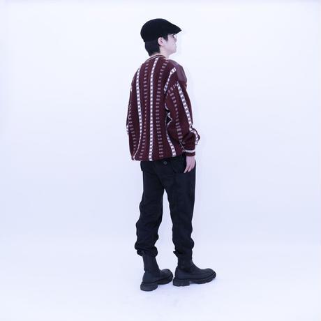 Leather Knit Gameshirt