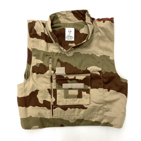 Vintage French Army Technical Vest