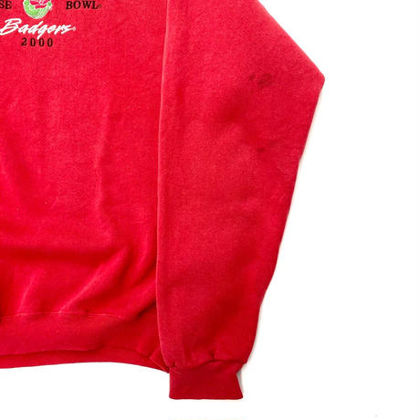 """""""Rose Bowl"""" Embroidery Sweat"""