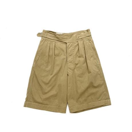 Vintage French Army Gurkha Shorts