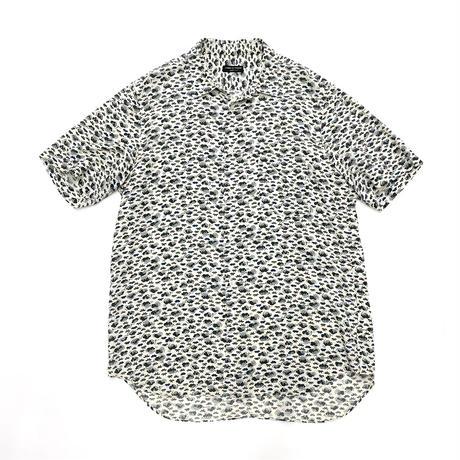 """COMME des GARÇONS HOMME PLUS Rayon S/S Shirt """"和柄"""""""