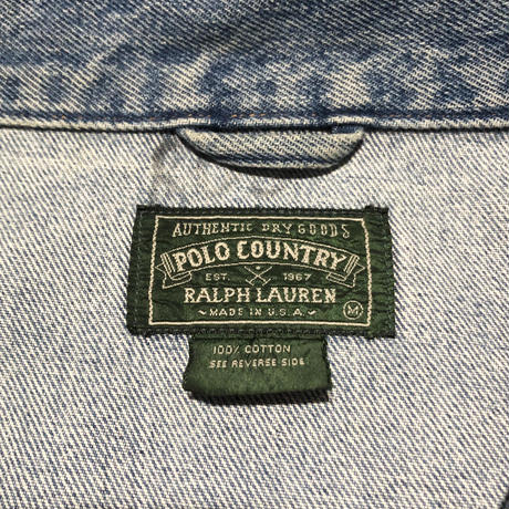 POLO COUNTRY 92Model×BEATLES