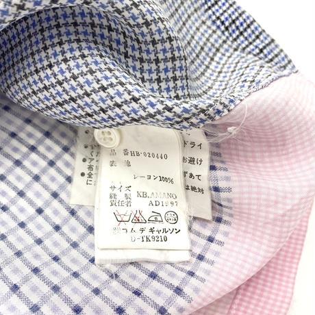 COMME des GARÇONS HOMME Open Coller Shirt